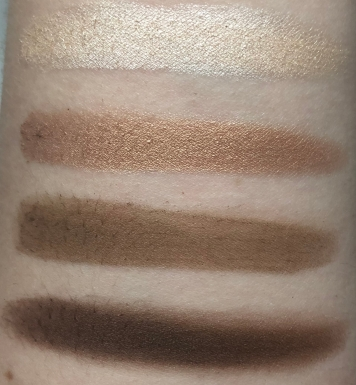 Quad 3 Swatches